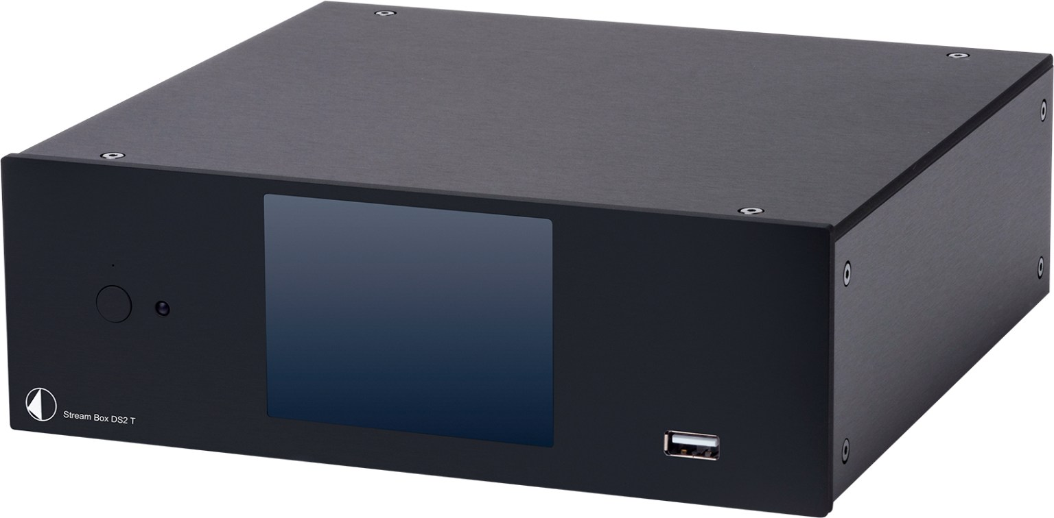 Pro-Ject Stream Box DS2 T striimeri / verkkosoitin