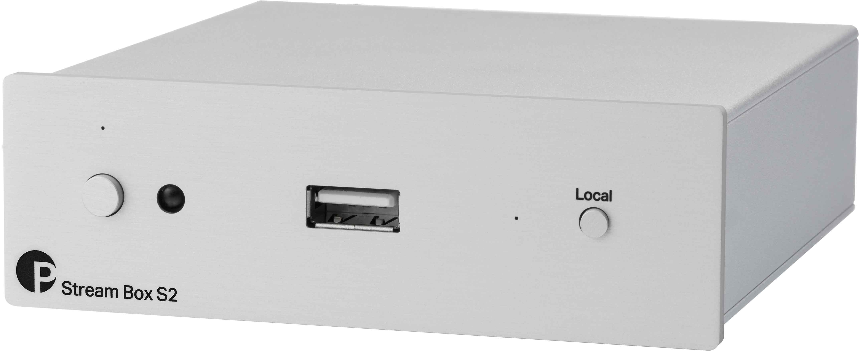 Pro-Ject Stream Box S2 striimeri / verkkosoitin