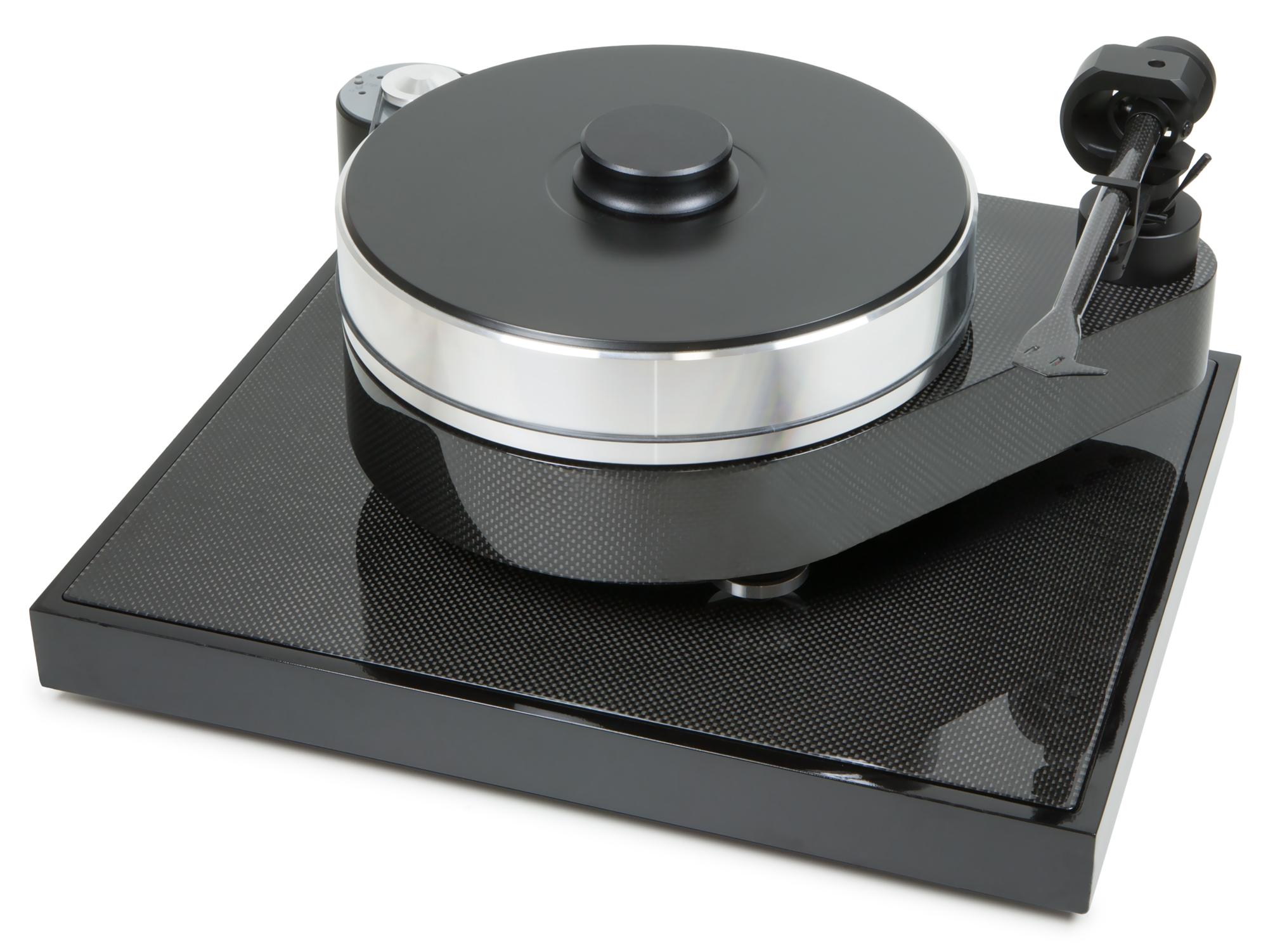 Pro-Ject RPM 10 Carbon levysoitin  Ortofon Cadenza Red äänirasialla