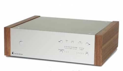 Pro-Ject DAC Box DS2 Ultra da-muunnin