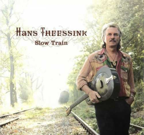 "Vinyyli LP; Hans Theessink ""Slow Train"""
