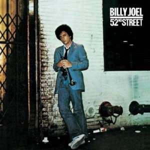 Vinyyli LP; Billy Joel  52nd STREET