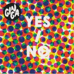 Vinyyli LP; Gin Ga - Yes / No
