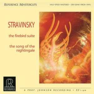Vinyyli LP; Stravinsky - The Firebird Suite ...
