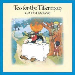 Vinyyli LP; Cat Stevens - Tea For The Tillerman