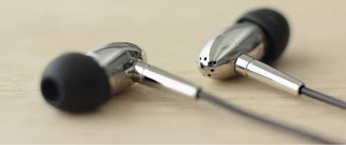 final FI-BA-SS In-Ear-kuulokkeet