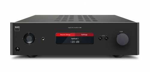 NAD C388 Hybrid Digital DAC vahvistin