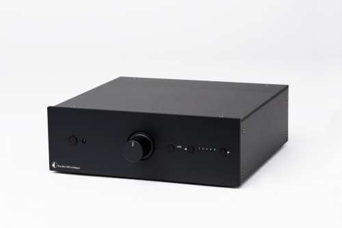 Pro-Ject Pre Box DS2 Analogue, musta