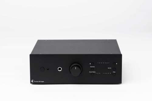 Pro-Ject Pre Box DS2 Digital, musta