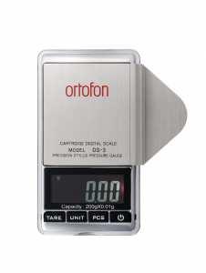 Ortofon DS-3 neulapainovaaka, digitaalinen