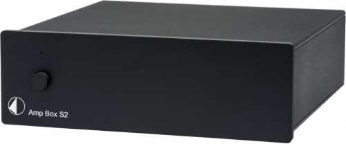 Pro-Ject Amp Box S2, musta