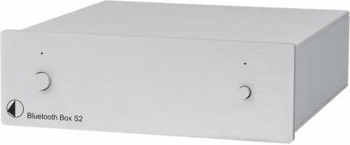 Pro-Ject Bluetooth Box S2, hopea