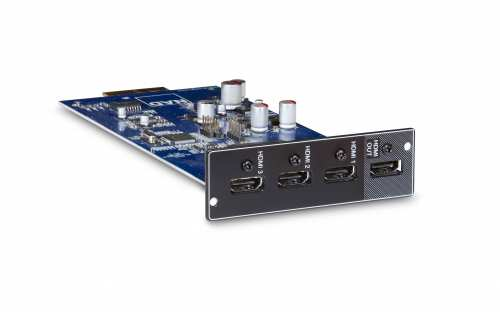 NAD MDC HDM-2 moduli