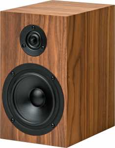 Pro-Ject Speaker Box 5 DS2, pähkinä