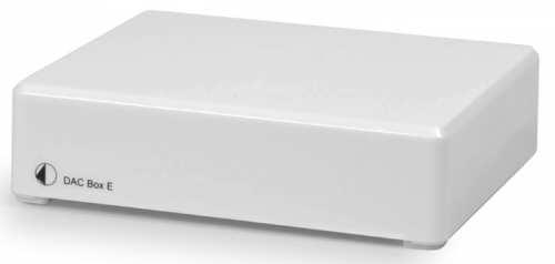 Pro-Ject DAC Box E da-muunnin