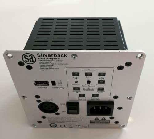 System Audio legend 40 Amp Upgrade KIT