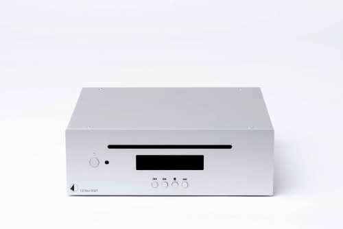 Pro-Ject CD Box DS2 T cd-pyöritin, hopea