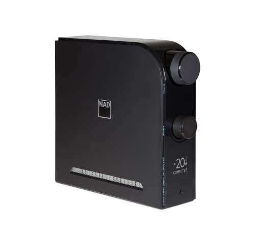NAD D 3045 Hybrid Digital DAC vahvistin