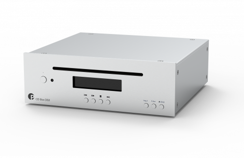 Pro-Ject CD Box DS2 cd soitin, hopea