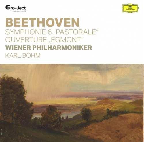 Vinyyli LP ; Beethoven - Böhm -  6 Pastorale...
