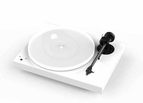 Pro-Ject X1, levysoitin pianovalkoinen