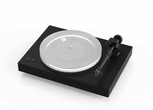 Pro-Ject X2, levysoitin musta satiini