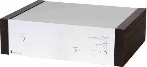 Pro-Ject Phono Box DS2, hopea eukalyptuskyljin