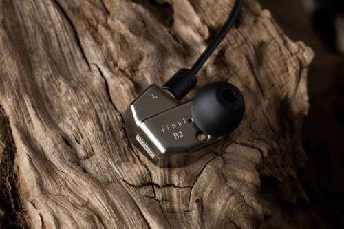 final B2 In-Ear-kuulokkeet