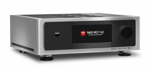 NAD Masters M17 V2 Surround etuvahvistin -  prosessori