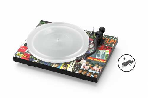 Pro-Ject The Singles Collection Turntable -levysoitin