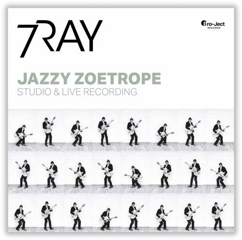Vinyyli LP; 7RAY feat. Triple Ace – Jazzy Zoetrope