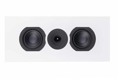 System Audio Saxo 16, valkoinen