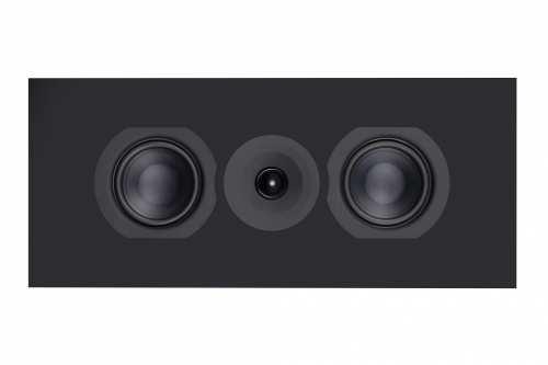 System Audio Saxo 16, musta