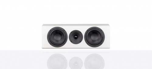 System Audio legend 10.2 silverback, valkoinen