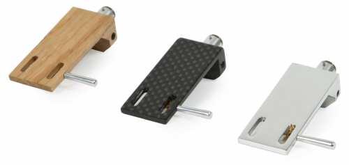 Pro-Ject Signature äänirasiakelkka, alumiini