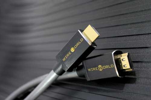 WireWorld Silver Sphere HDMI 8K