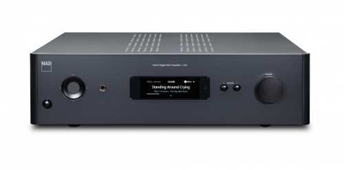 NAD C399 Hybrid Digital DAC vahvistin