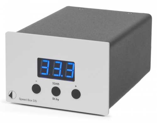 Pro-Ject Speed Box DS hopea