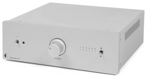 Pro-Ject Stereo Box RS hopea