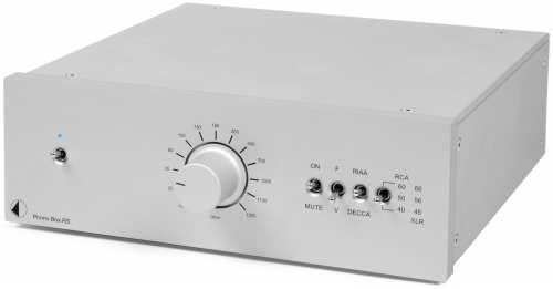 Pro-Ject Phono Box RS RIAA levysoitin esivahvistin