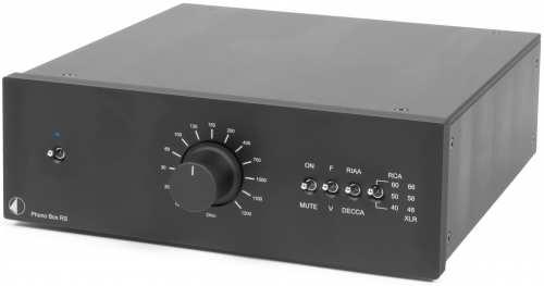 Pro-Ject Phono Box RS musta