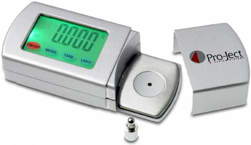 Pro-Ject Measure It S2, elektroninen neulapainovaaka