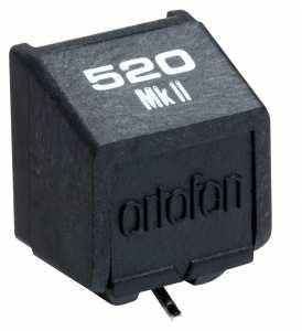Ortofon Stylus 520 mkII vaihtoneula