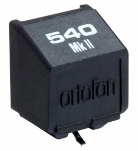 Ortofon Stylus 540 mkII vaihtoneula