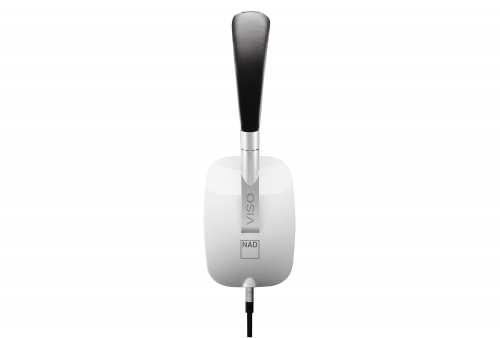NAD VISO HP50 kuulokkeet valkoinen
