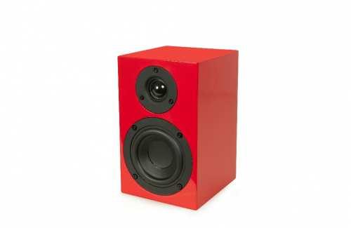 Pro-Ject Speaker Box 4 punainen