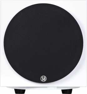 System Audio Saxo Sub 10 valkoinen