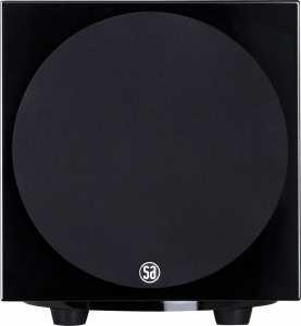 System Audio Saxo Sub 10 musta
