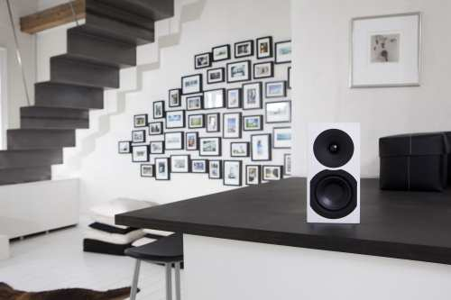 System Audio Saxo 1 kirjahyllykaiutin