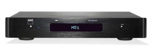 NAD M51 DAC da -muunnin